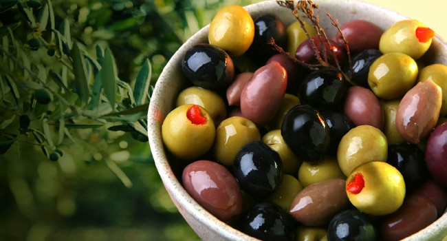 Olives From Spain Website